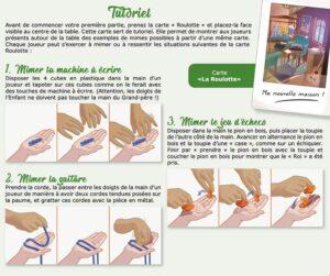 Au creux de ta main : Le tutoriel qui vous donnera un aperçu d'une séance de mime