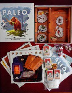 Paleo : Le contenu de la boîte