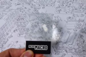 MicroMacro : Crime City :The magnifying glass
