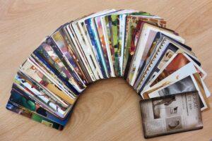 Au creux de ta main : Les cartes souvenir