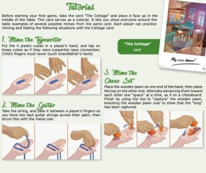 In the palm of your hand: The tutorial that will give you a glimpse of a mime session