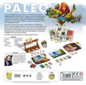 Paleo : back box