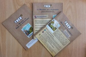 Trek 12: The 3 manuals for 3 game modes