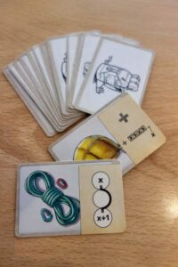 Trek 12: Assistance cards
