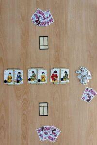 Matcha : La mise en place du jeu