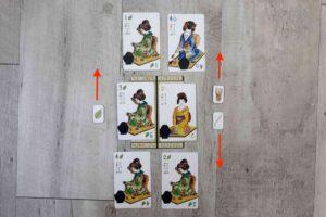 Matcha : Exemple matcha jeu de carte