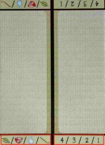 Matcha : Carte tatami matcha