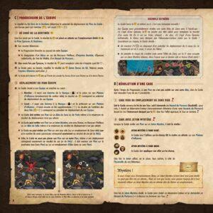 Reflets d'Acide ! : Une page de règles du mode compétitif